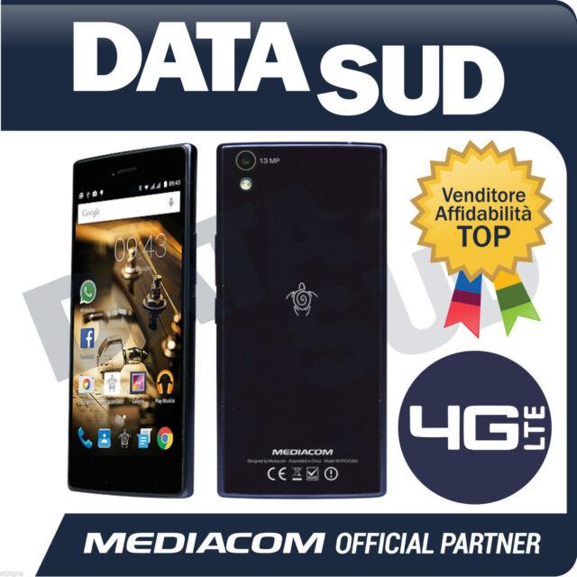 Smartphone MEDIACOM PhonePad Duo X530U OCTA 4G LTE BLUE M-PPCX530U Blu Dual Sim