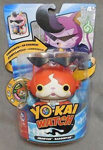 Yo-Kai-Watch-Converting-Character-Jibanyan-Baddinyan-Series-1-Yokai