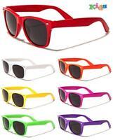 Kids Fashion Classic Sunglasses Boys Girl's Age 3-12 Children Glasses Cute- KD58