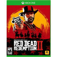 Red Dead Redemption 2 Xbox One Factory