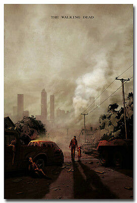 20A2 Zombies Channel TV Musical Art Poster Silk Deco 12x18 24x36