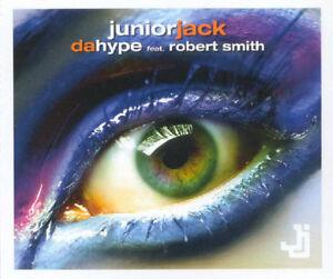 Junior-Jack-feat-Robert-Smith-Maxi-CD-Da-Hype-Europe-M-EX