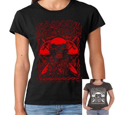 Camiseta mujer Death T shirt women hard rock heavy metalhead