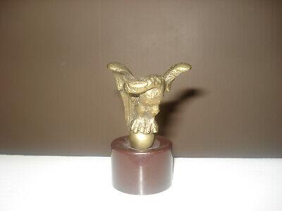 Hood Ornament Special Buy Vintage Eagle Car Mascot Automobilia
