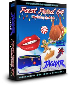 FAST-FOOD-64-HOLIDAY-SNACKS-Atari-Jaguar-2018-Game