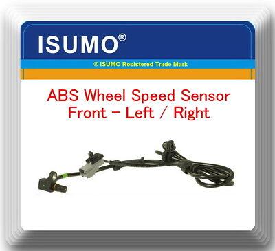Brand New Abs Sensor For Front Dodge 2500 3500 2000 2001 2002 Dodge Ram 3500 Pickup Front Als211 5S10633 Su12086 5015882Aa