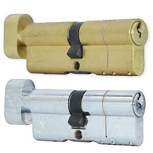 ABC-High-Security-Anti-Snap-Kite-Mark-Door-Lock-Euro-Profile-Cylinder-Thumb-Turn