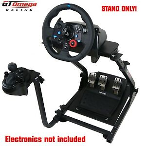4b1e6223527 GT Omega Steering Wheel stand For Logitech G29 Racing & Driving ...