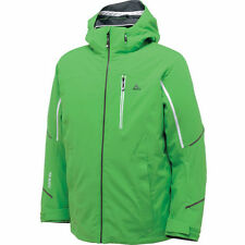 BRAND NEW MENS DARE 2 B TIME KEEPER SKI SNOWBOARD JACKET ENERGY GREEN   XXL