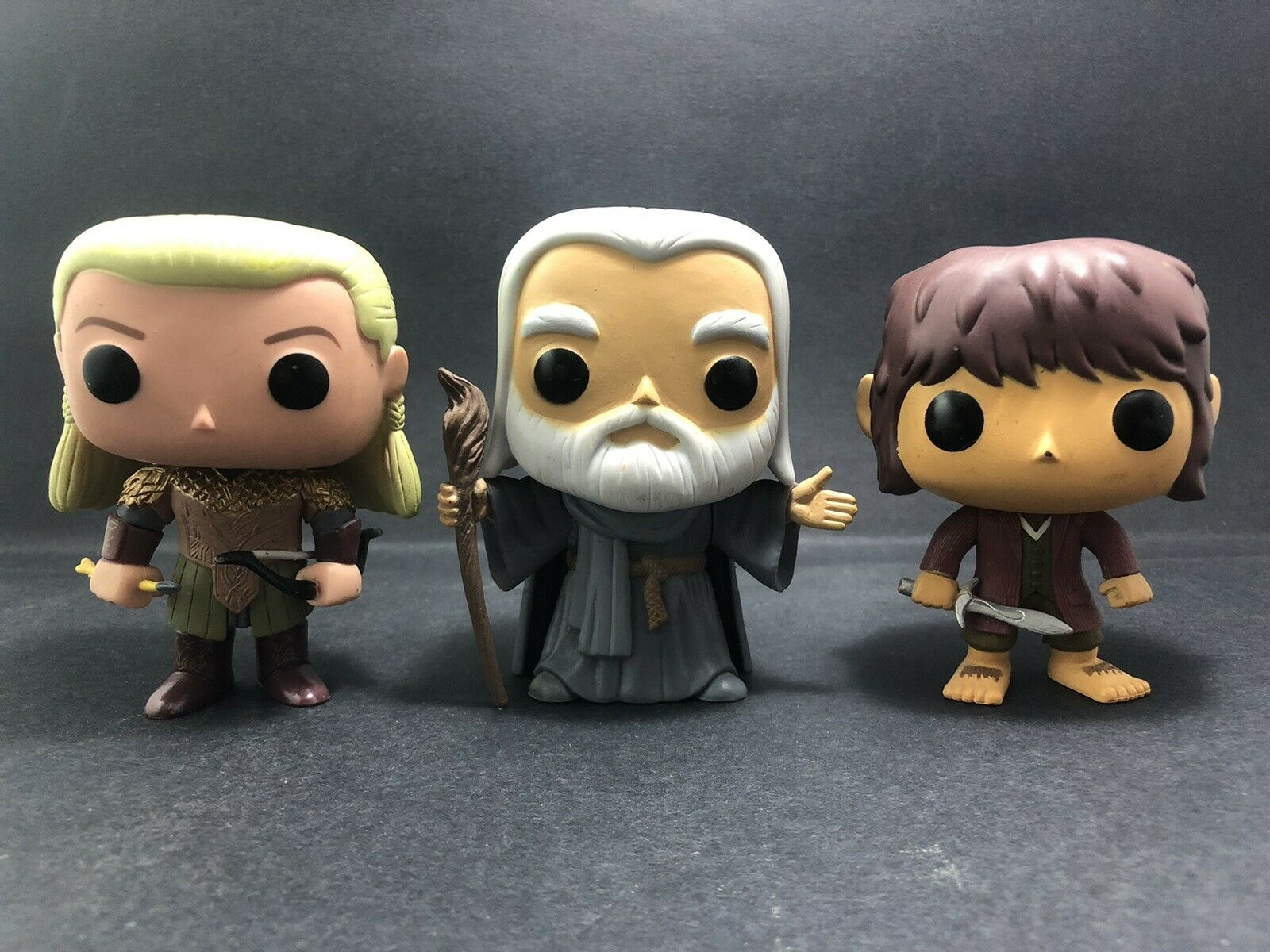 Funko Pop Vinyl THE HOBBIT SET  No Boxes