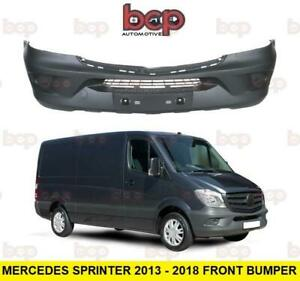 MERCEDES SPRINTER 2014 - 2018 Front Bumper Nc3 Textured Insurance Approved