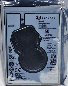 """Seagate BarraCuda 500GB Internal 5400RPM 2.5/"""" ST500LM030 HDD"""