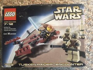Lego Star Wars Tusken Raider Pattern Lot of 2 Torsos New