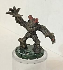 MAGE KNIGHT UNLIMITED HeroClix Miniatures #063  WOOD GOLEM  ☆☆☆  WizKids