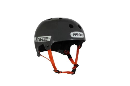 Pro-tec Bucky Helmet Solid Gunmetal Grey Large