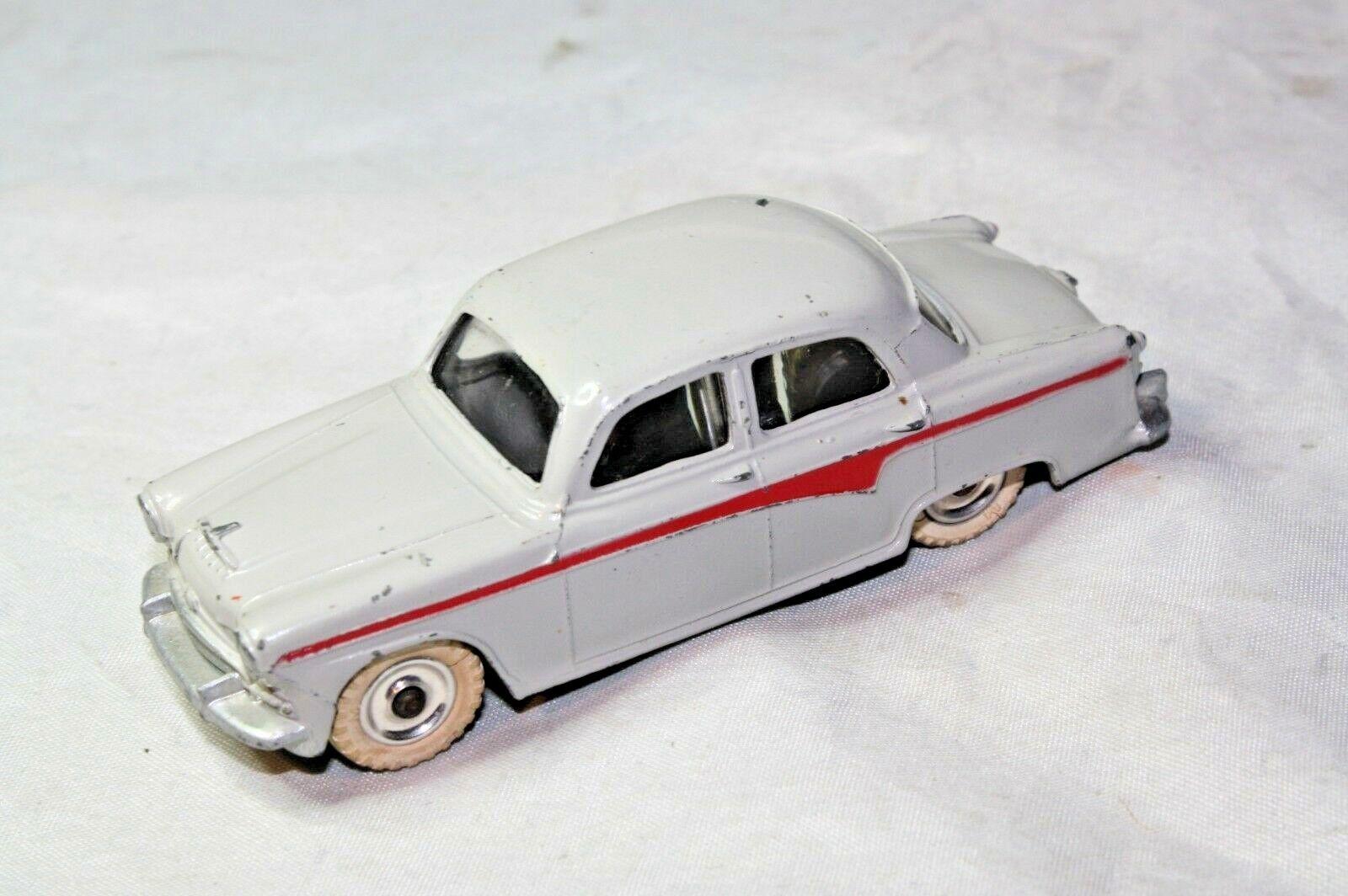 Dinky 176 Austin A105, Very Good Condition, Scarce Spun Hub Version