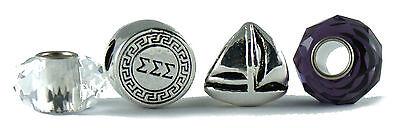 Sigma Sigma Sigma (Tri Sigma) Sorority Jewelry Gift Pack