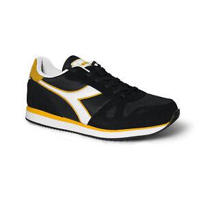 Scarpe Sneaker Uomo DIADORA SS21 Modello SIMPLE RUN 4 Colori