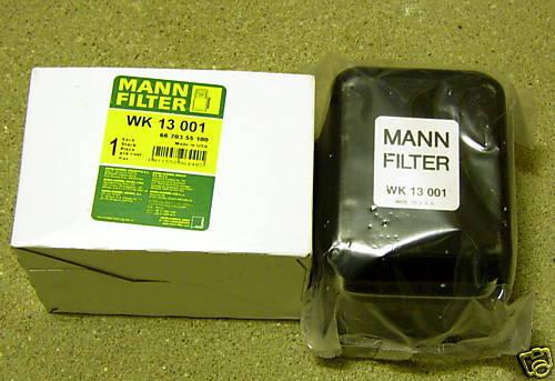 MANN Kraftstofffilter  WK13001 für John Deere OE Nr AR50141 AR50041