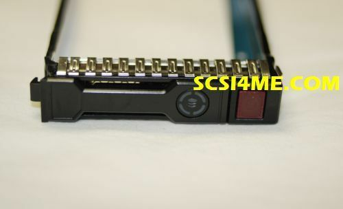 """2.5/"""" Caddy Tray HP DL310e BL660c WS460c BL460c BL420c BL465c SL250s Gen8 Gen9 G9"""