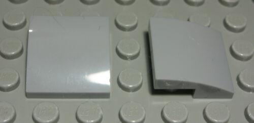 LEGO Bausteine & Bauzubehör Baukästen & Konstruktion Lego Stein abgerundet 2x2x0,6 new Grau 2 Stück 469 #