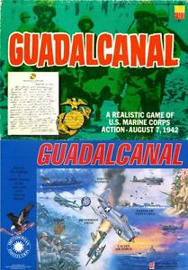 Avalon-Hill-Guadalcanal-1966-1992-2-Game-Collection-PDF-Reference-CD-Free-P-P