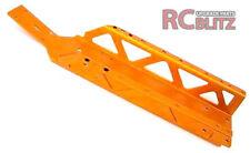 Haupt chassis Bodenplatte (Orange) Passend für Rovan - HPI Baja (BJ263-OR)
