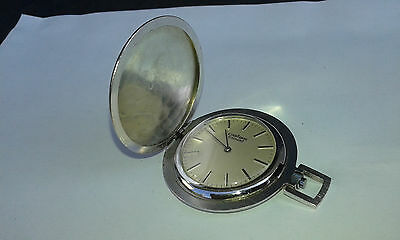 Jewelry & Watches Antique Genteel Vintage Old Swiss Made Pallas Exquisit Stowa Full Hunter Pocket Watch Big Clearance Sale