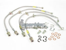 Goodridge G-Stop Stainless Steel Brake Line Kit 08-14 Subaru Impreza WRX STI NEW