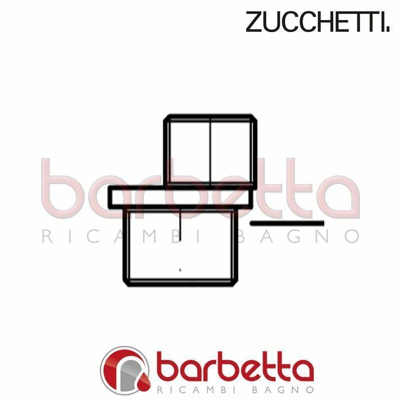 RACCORDO ECCENTRICO TERMOSTATICO ISY ZUCCHETTI R98312