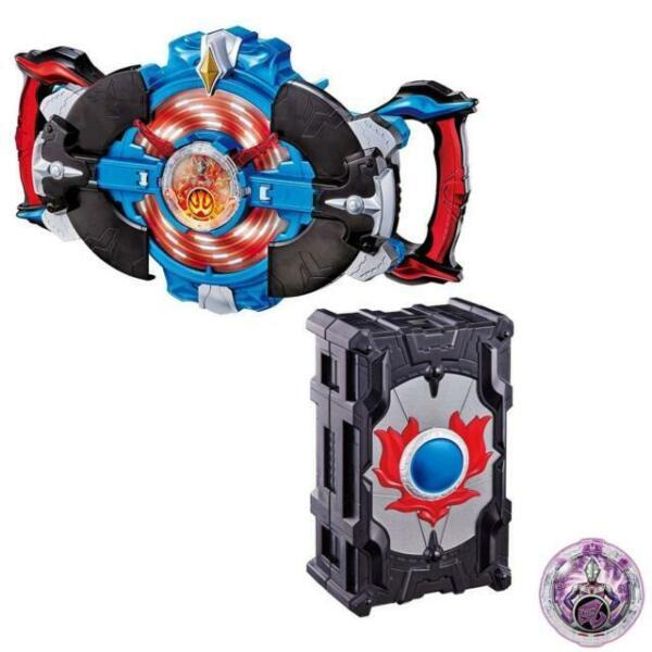 Bandai 167891 Ultraman DX Ultra Capsule Magnificent Set NZA