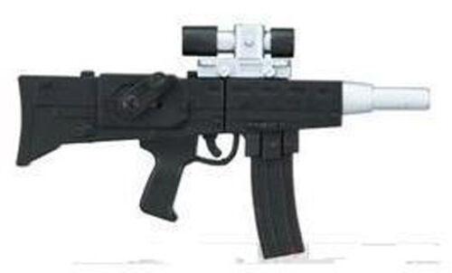 Tomy 1//6 Scale Military Miniature Pistol Rifle Shot Gun P15 Gatling Gun ZL-1029