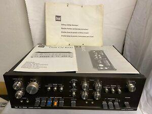 Dual-CV-1600-Stero-Amplifier-Verstaerker-Anleitung-Schaltplan