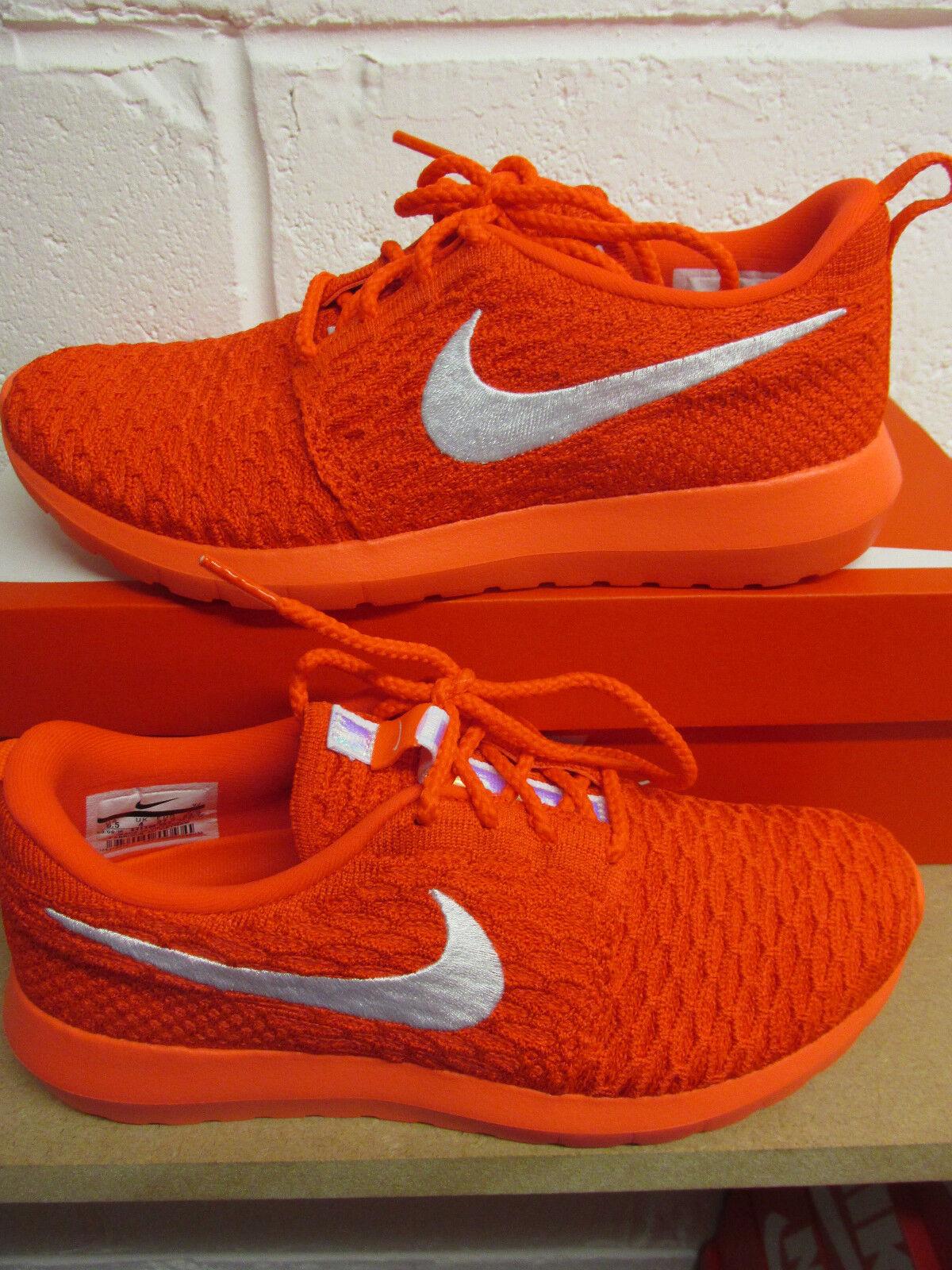 Nike Da Donna ROSHERUN NM Flyknit Trazione   Da 843386 Ginnastica 843386 Da 604   Da Ginnastica   8fa9a7