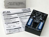 Icm Controls Duty Cycle Time Delay Icm306