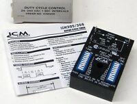 Icm Controls Duty Cycle Time Delay Icm306