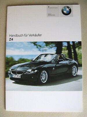 OfficiëLe Website Verkäufer Handbuch Bmw Z4 Roadster E85 2.0i 2.2i 2.5i 3.0i Modelle 2005 2006 D 2019 Nieuwe Mode-Stijl Online