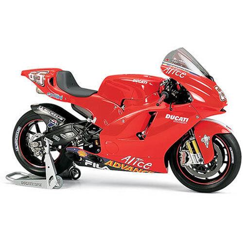 TAMIYA 14101 Ducati Desmosedici 1 12 Bike Model Kit