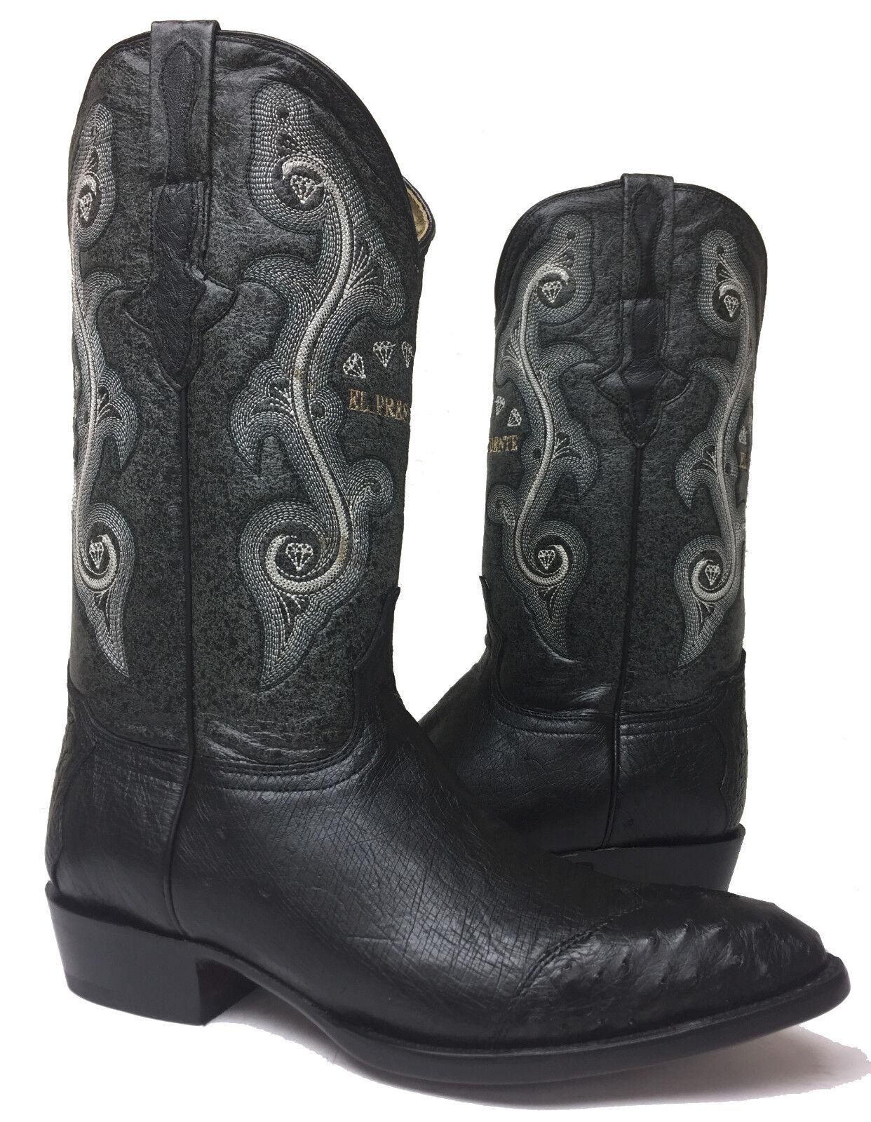 3eb8091d699 VTG VTG VTG Wrangler Men Cowboy Boots size 8.5 Western Distressed ...