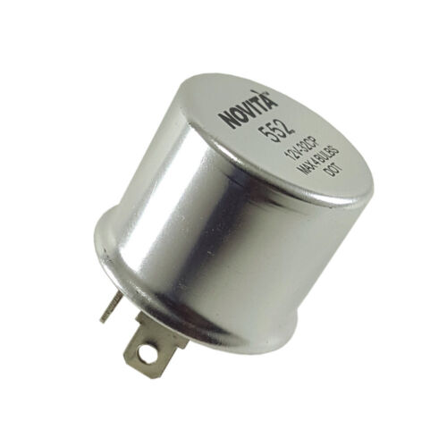Hazard Warning Flasher-Thermal Flasher Tridon 552