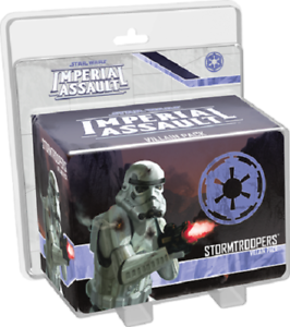 Imperial Assault STORMTROOPERS Villain Pack FFG SWI14 Star Wars BRAND NEW