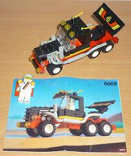 Lego City 6669 Diesel Truck v. 1991 + OBA