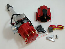 Small & Big Block Chevy Ready To Run Small Cap HEI Distributor And Coil 350 454