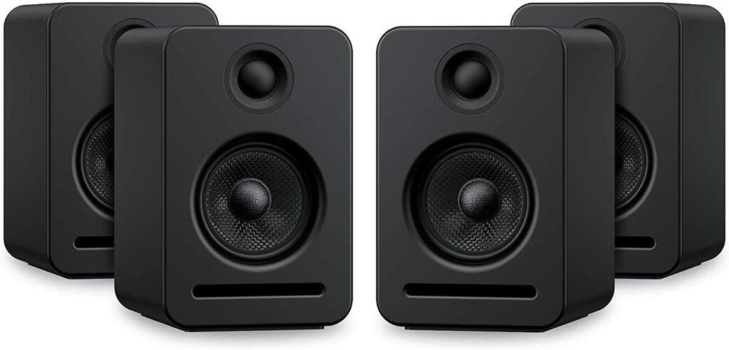 Platin Monaco 5.1 Channel Wireless Home Theater Sound System with WiSA SoundSend | Ebay