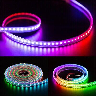 WS2812B LED Streifen Band Licht 5M WS2812 RGB SMD 5050 PC Desktop Hintergrund