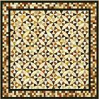 """CARAMELLO - 101"""" - Quilt-Addicts Pre-cut Patchwork Quilt Kit King size"""
