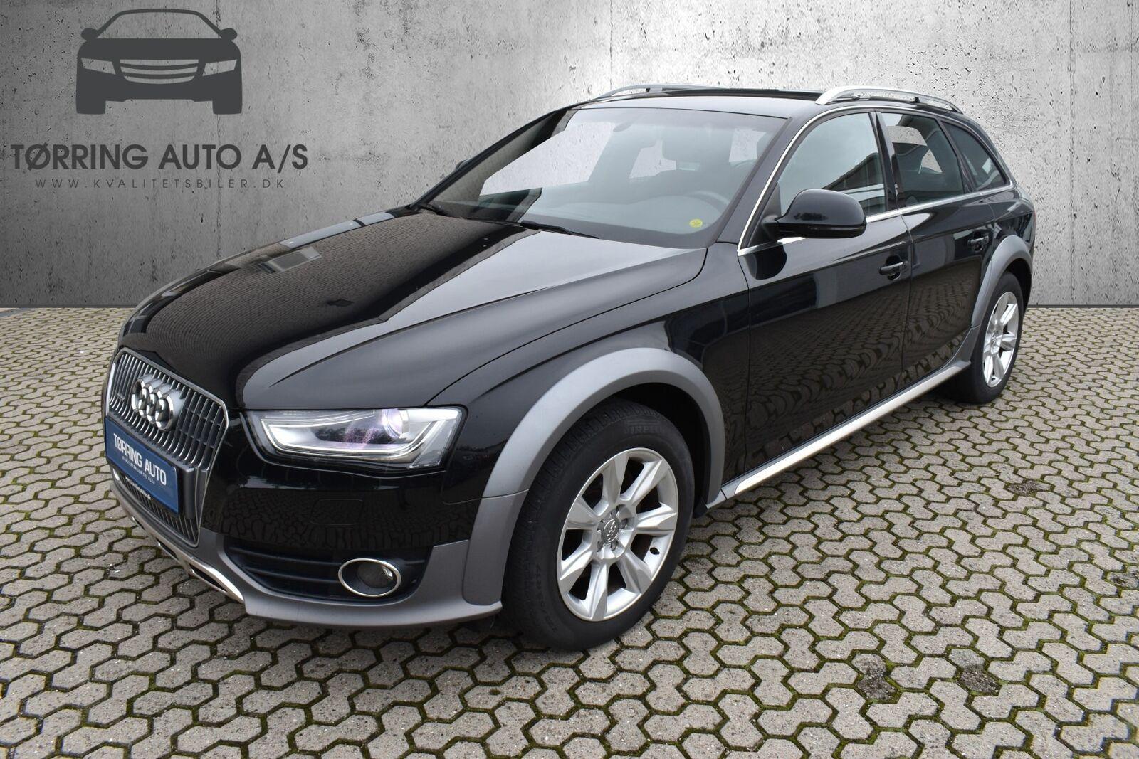 Audi A4 allroad 3,0 TDi 245 quattro S-tr. 5d - 319.900 kr.