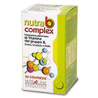 NUTRA-B-COMPLEX-FARMADERBE-VITAMINE-GRUPPO-B-60-CPR