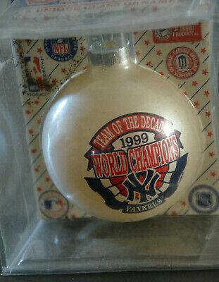 Vintage - 1999 MLB New York Yankees Baseball World ...