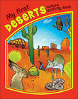My First Deserts Nature Activity Book by James Kavanagh (Novelty book, 2011)